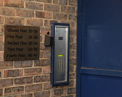 Video Door Entry Systems For Flats Dts Door Entry System London